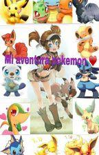 Mi aventura pokemon by -TheMangle-