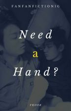 Need a Hand? [vkook] by Fanfanfictionig