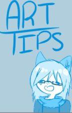 Art Tips by gloryclawz