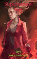 Supernatural Spy by Werewolves21