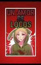 Un amor de locos (tu y springtrap fnafhs sick)  by iamGoldenFreddyGirl
