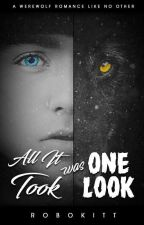 All It Took Was One Look (BoyxBoy) {Book1: Blue Moon Series}[Sample] by Robokitt