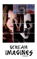 Scream Imagines by stargayze--