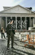 Zodiac Signs  by kakiSeni