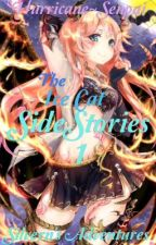 The Ice Cat SideStories Book 1; Silvern's Adventures by Hurricane_Senpai