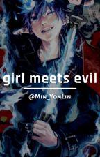 Girl Meets Evil ; Rin Okumura by Estefi_Okumura