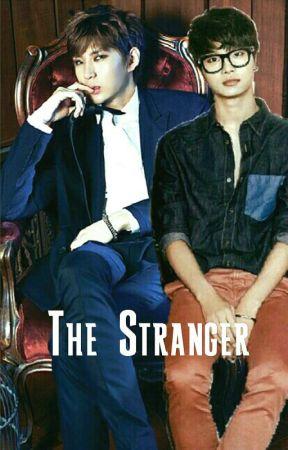 [VIXX Neo] The Stranger by babyliciousdelirium