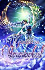 Goddess Immortal by RirinHitomi54