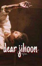 Dear Jihoon ∞ SOONHOON by aceiya_
