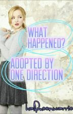 WHAT HAPPENED?- Adopted by One Direction #Wattys2017 by halfmoonwarrior