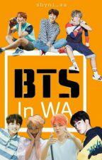 BTS Whatsup CHAT by shyni_sa