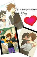 Te cuidare siempre Ash X Gary( Yaoi Pokemon) by saitneki