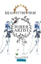 Malwettbewerbe - You can be an artist by Suray0304