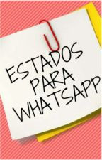Estados para WhatsApp by LcocoH