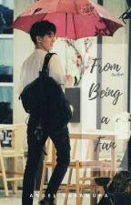 From being a fan (wang junkai x reader) by Angeltakamura