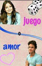 ¿Juego o Amor?  by karenMontoya-20z