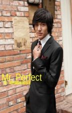 Mr. Perfect (Book 1) by MarianaLiang