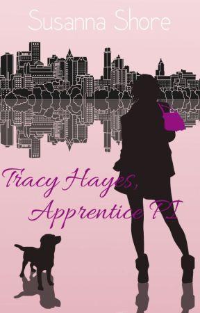 Tracy Hayes, Apprentice PI by SusannaShore