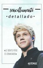 Sencillamente detallado; narry √. by -wxirdwar