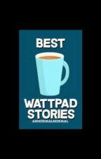Best Wattpad Stories by Manon_Bo