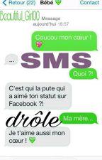 SMS Drôle! {E.G} by Beautiful_Girl00