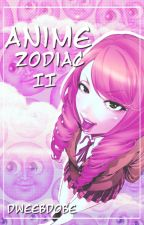 Anime Zodiac II by axlass-