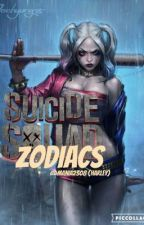 Suicide Squad Zodiacs by mania2308