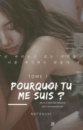 Pourquoi tu me suis ? [got7.Jaebum] ||TOME 1||TERMINER|| by notenshi