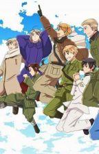Himitsukan Academy~! (Hetalia spin-off thing) {DISCONTINUED} by KingofPillows