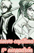 la nueva capitana de 5 escuadrón es una neko  by Nattsume_Maya