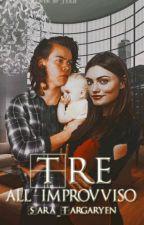 Tre all'improvviso   Harry Styles   by Sara_lostinyoureyes