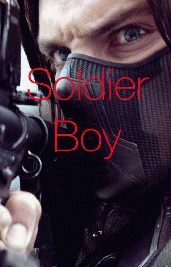 Soldier Boy (Bucky x Reader)