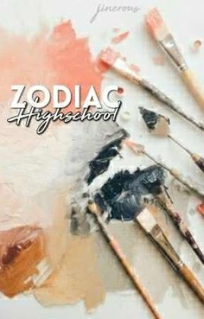 Zodiac Highschool by -Mavis_
