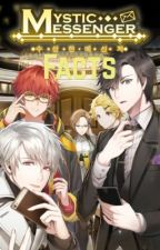 Mystic Messenger Facts by NoblePhan