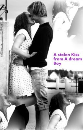 A stolen Kiss from A dream Boy by CrazyInLoveWifHim