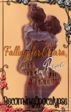Falling for Chiara, in Rome by BecomingApocalypse