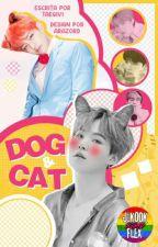 dog&cat ;; tae+gi [short-fic] by taegivi
