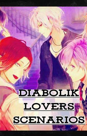 Diabolik Lovers Scenarios - :: You Made Me Jealous :: Ayato