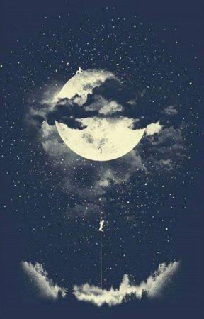 Luna, tú que lo ves todas las noches, cuídalo por favor. by rosynesn