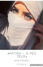 [I] « Hayah » by _GuineanQueen_