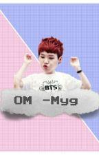Om - Yoongi by adnskrxx