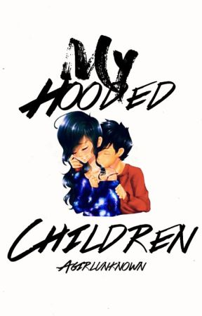 My Hooded Children by skye1226