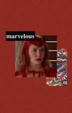 marvelous [gif series] by problematiccanary