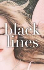 Black Lines » Audrey Jensen by quicksilvers-
