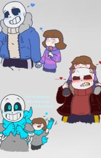 Sans and reader oneshots