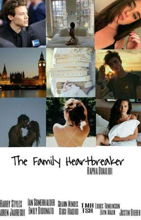 The Family Heartbreaker - Fanfic [H.S] {EXTRA} by fuckingfitta