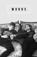 Words || Muke by DimpledKidHarry