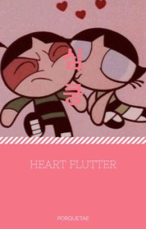 심쿵 (heart flutter) by porquetae