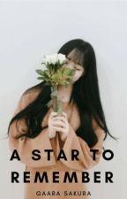A Star To Remember {GaaSaku} by Alice_Rein_K