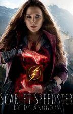 Scarlet Speedster (Wanda Maximoff & Barry Allen) by brendonuriehbu